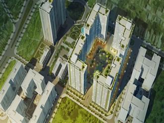 """Capital House mang 384 căn hộ dự án Ecohome 3 """"cắm"""" ngân hàng"""