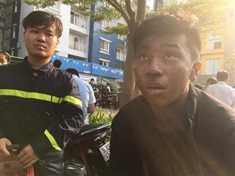 Carina cháy 2 tiếng cảnh sát PCCC mới tới là bịa đặt