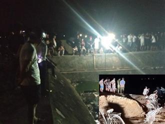 Gia cảnh khó khăn của hai cha con chết đuối thương tâm khi đi câu cá tại Hà Tĩnh