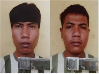 Chân dung hai thanh niên thay nhau hiếp dâm bé gái 15 tuổi rồi cướp điện thoại