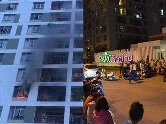 Cháy chung cư PARC Spring: Hé lộ 'thủ phạm' gây cháy không ai ngờ tới