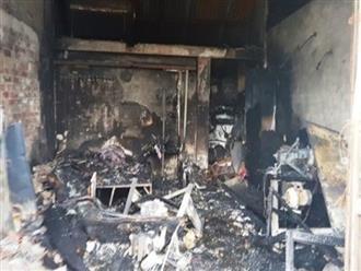 Ám ảnh tiếng kêu cứu của 3 mẹ con tử vong trong vụ cháy cửa hàng điện lạnh