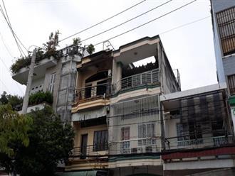 Cháy lớn trong căn nhà 3 tầng khiến 1 người đàn ông tử vong