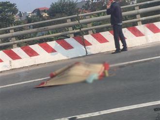 Hà Nội: Chạy xe máy vào đường cao tốc chỉ dành cho oto, một người đàn ông thiệt mạng