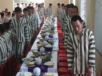 Chế độ ăn của phạm nhân được điều chỉnh thế nào theo dự thảo quy định mới?