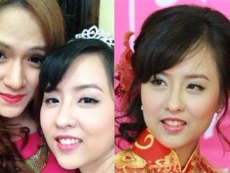 Nhan sắc không kém cạnh, cuộc sống êm đềm của chị gái ruột Tân Hoa hậu chuyển giới Hương Giang