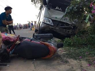 Chính thức khởi tố tai nạn khiến 2 bé gái tử vong gây xôn xao dư luận