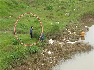 Chồng bất lực ôm con gái 1 tuổi chạy khắp nơi kêu cứu khi chứng kiến vợ trẻ nhảy cầu tự tử