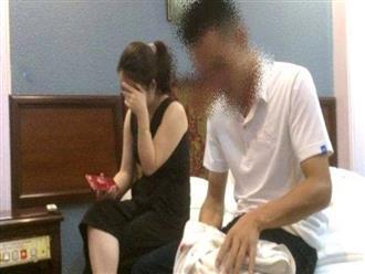 Thanh Hóa: Chồng bắt quả tang vợ trong nhà nghỉ với CSGT