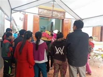 Chồng giết vợ và hai con ở Thanh Hóa: Tiếng khóc cuối cùng của đứa trẻ tội nghiệp