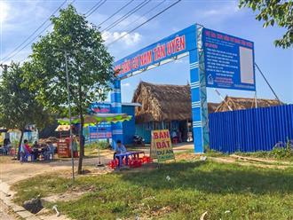Chủ đầu tư dự án Khu dân cư Nam Tân Uyên tiếp tục 'bán lúa non'