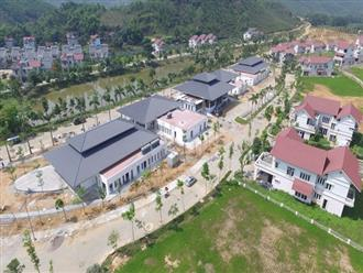 Chủ đầu tư mang hơn 31.000m2 đất dự án Xanh Villas thế chấp ngân hàng