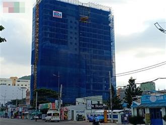 Chủ khách sạn Kiều Anh bị phạt, buộc ngừng thi công vì xây sai phép