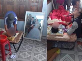 Khánh Hòa: Chú rể bị điện giật tử vong ngay trong ngày cưới, cô dâu khóc ngất bên thi thể chồng