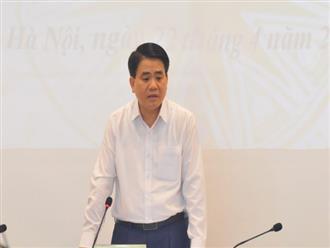 Chủ tịch Nguyễn Đức Chung: Hà Nội vẫn sẽ tạm dừng hoạt động các dịch vụ văn hoá, lễ hội, karaoke, massage, các trò chơi điện tử
