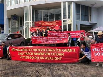 """Ký hợp đồng """"chui"""", Công ty Thái Bảo bị buộc trả lại tiền cho khách mua chung cư Asa Light"""