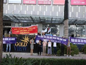 Chung cư Gold View ở Sài Gòn từng vướng nhiều lùm xùm