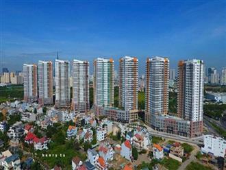 Chung cư ở TP HCM tăng giá