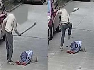 Clip: Nam thanh niên đánh cụ bà 87 tuổi ngã gãy xương bị cộng đồng mạng 'ném đá' dữ dội