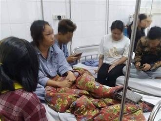 Clip nữ sinh lớp 11 bị đánh hội đồng, nhập viện trong tình trạng hoảng loạn
