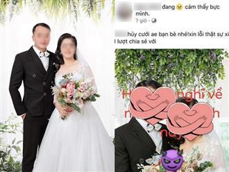 Cô dâu bị chú rể 'trai tân' hủy hôn vì có chồng con trần tình: 'Tôi vẫn còn rất yêu anh ấy, mong anh chấp nhận đứa trẻ'