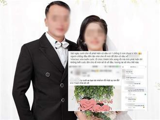 Cô dâu bị hủy hôn lên tiếng xin lỗi, chú rể hụt thẳng thừng 'không bao giờ tha thứ'