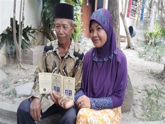 Khó tin nhưng có thật, cô gái 28 tuổi kết hôn cùng cụ ông 70 tuổi, của hồi môn chỉ vỏn vẹn 80 nghìn