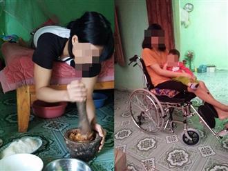 Tưởng bất hạnh, cô gái bị liệt hai chân lại có cuộc sống hạnh phúc nhiều người ao ước