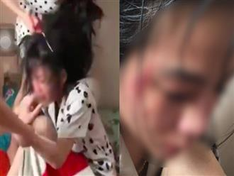"""Cô gái trong clip bị cắt tóc, đánh ghen gây xôn xao MXH lên tiếng: """"Mong cơ quan chức năng giúp tôi lấy lại danh dự"""""""