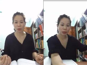 Cô giáo chửi học viên là lợn tiếp tục thách thức cộng đồng mạng: 'Cứ comment đi, điều đó sẽ làm livestream của tao nổi hơn'