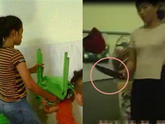Phụ huynh phẫn nộ, công an vào cuộc vụ cô giáo mầm non ở Sài Gòn dùng bình nhựa đập đầu, cầm dao dọa nạt học sinh