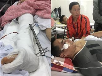 Vụ nữ tài xế Lexus gây tai nạn liên hoàn: Có nạn nhân bị chèn qua người hai lần, tỉnh dậy tưởng mình đã chết