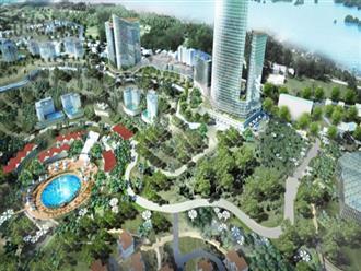Khu đô thị 550 triệu USD có nguy cơ bị thu hồi vì chậm tiến độ