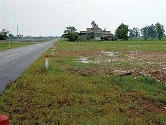 """20ha """"đất vàng"""" ở Thanh Hóa: Cơ quan cho thuê không biết người thuê!"""