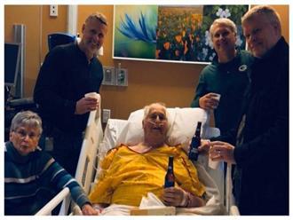 Cốc bia cuối cùng của người cha ung thư giai đoạn cuối
