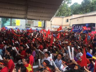 Trước giờ G, cổ động viên cả nước đã sẵn sàng cháy hết mình cùng U23 Việt Nam