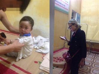 Con trai Bella bầm tím khắp người trong bệnh viện, cư dân mạng phẫn nộ: 'Hãy cứu đứa bé ra khỏi người mẹ này đi'
