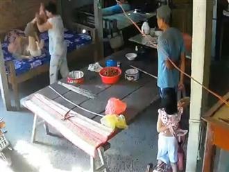 Công an điều tra vụ con dâu đánh đập mẹ chồng 88 tuổi dã man gây phẫn nộ dư luận