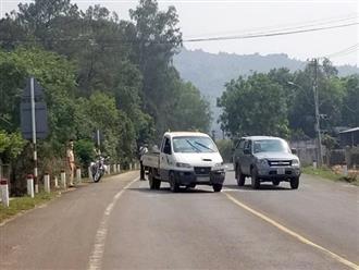 Công an truy tìm thanh niên cướp ô tô, đánh công an khi bị đưa đi cách ly