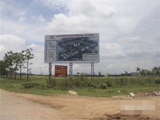 """Công bố """"danh sách đen"""" 16 khu đất vàng bỏ hoang bị thu hồi tại Hà Nội"""