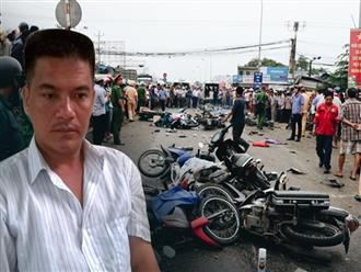 Container gây tai nạn ở Long An: Số phận khác người của tài xế Hiếu