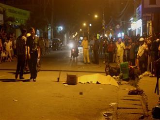 TP.HCM: Container tông chết người rồi bỏ trốn, người dân đuổi theo truy bắt nhưng bất thành