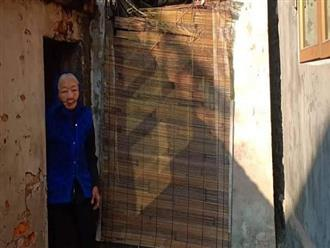 Cụ bà cô độc trong căn nhà 10m2, 77 tuổi vẫn mò cua bắt ốc mưu sinh