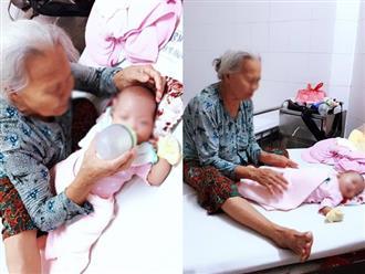 Cụ bà 'làm mẹ' ở tuổi 87, sự thật đằng sau khiến cộng đồng mạng rơi nước mắt
