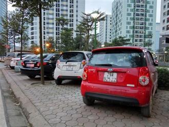 Cư dân đối mặt với 'cuộc chiến' tìm chỗ đỗ xe ở các khu chung cư