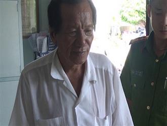 Cụ ông U60 xâm hại bé gái 12 tuổi nhiều lần: Có 3 đời vợ và 8 đứa con