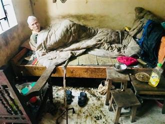Cuộc gặp định mệnh giữa chàng trai cụt chân và ông lão cô độc trong căn nhà hoang: 'Nhìn ông như vậy mình khóc mấy đêm liền'