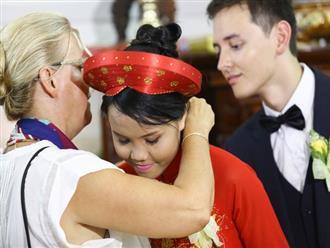 Cuộc sống làm dâu sướng như bà hoàng của cô gái Việt lấy chồng Pháp