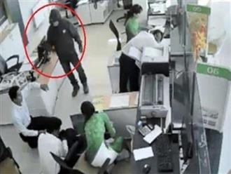 Bộ Công an chỉ đạo khẩn sau nhiều vụ cướp ngân hàng, tiệm vàng
