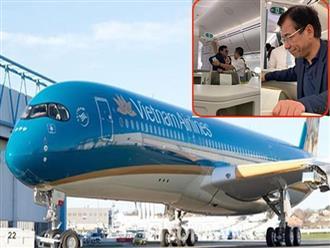 Đại gia bất động sản bị tố sàm sỡ cô gái trên máy bay nói gì?